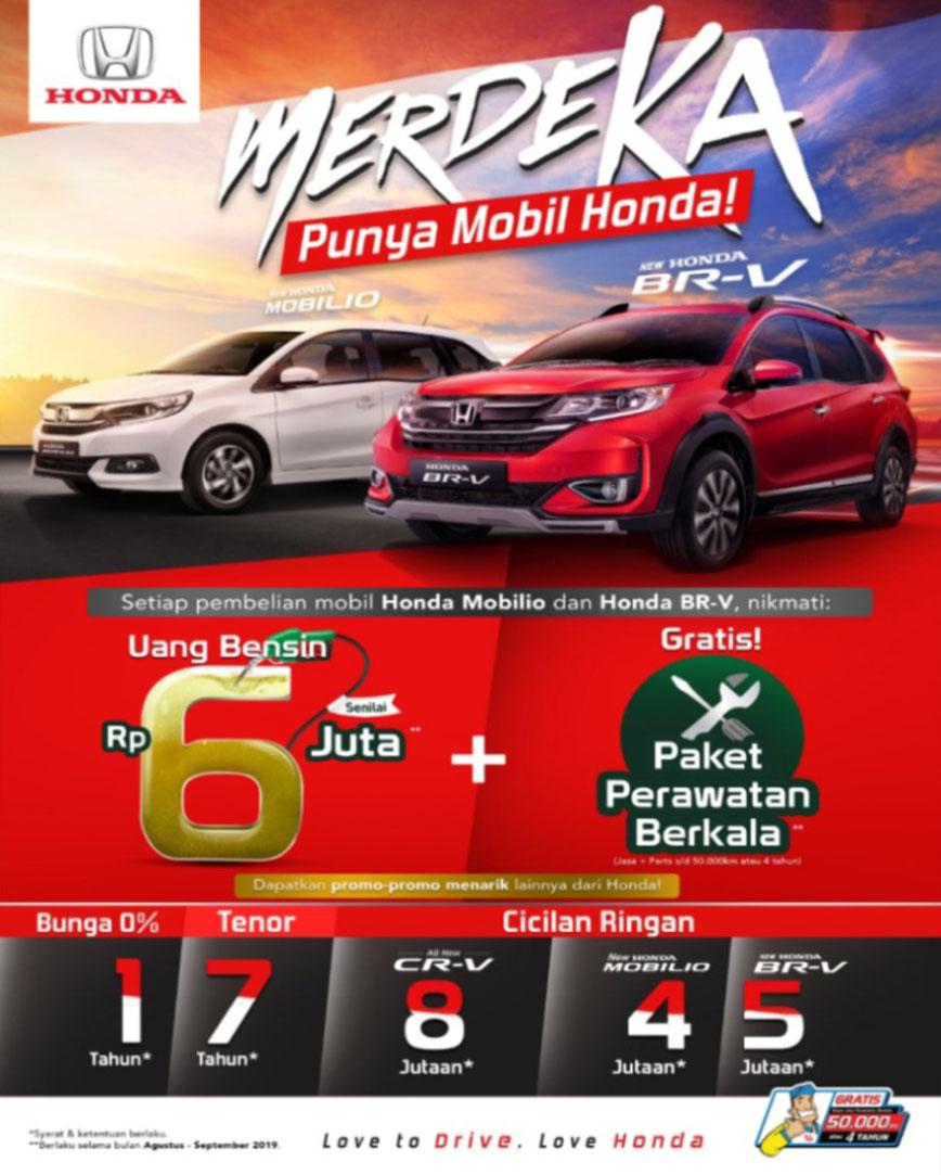 Kekurangan Kredit Honda Brio Cicilan 1 5 Juta Spesifikasi